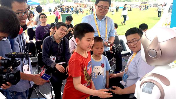 GMIC2016北京之旅,i宝™亮相科技庙会