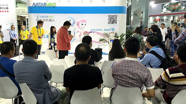 2016亚洲消费电子展(CES Asia 2016),i宝™亮相吸睛