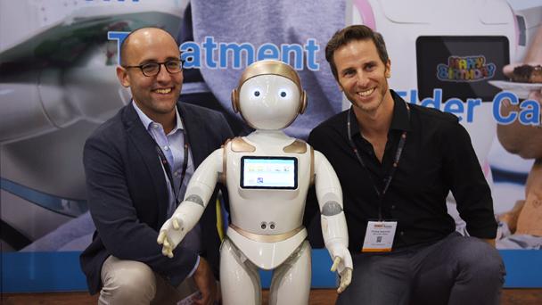 2016美国RoboBusiness大会,i宝™携新技能再次回归。
