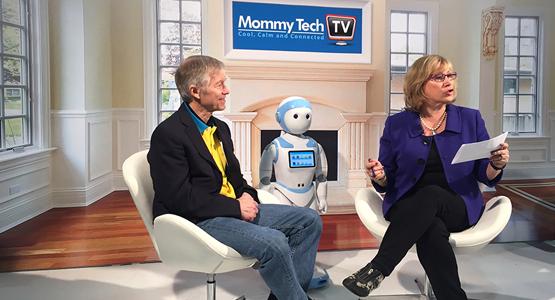 視頻資源-阿凡達機器人媒體采訪